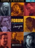 Catherine Dollez et Marie-Françoise Né - Forum Niveau 1 Images - Cahier d'activités.