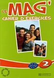 Céline Himber et Charlotte Rastello - Le Mag' 2 - Cahier d'exercices.