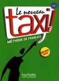 Robert Menand - Le Nouveau Taxi ! 2 A2 - Méthode de français. 1 DVD