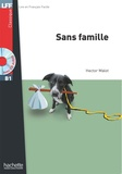Hector Malot - Sans famille. 1 CD audio