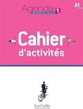 David Baglieto et Bruno Girardeau - Méthode de français Agenda 1 - Cahier d'activités A1. 1 CD audio