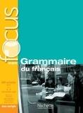 Anne Akyüz et Bernadette Bazelle-Shahmaei - Grammaire du français A1-B1. 1 CD audio