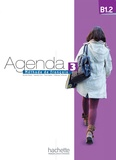 Murielle Bidault et Gabrielle Chort - Agenda 3 B1.2 - Méthode de français. 1 DVD