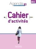 Audrey Gloanec - Agenda 3 B1.1 Méthode de français - Cahier d'activités. 1 CD audio
