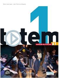 Marie-José Lopes et Jean-Thierry Le Bougnec - Totem 1 A1 - Méthode de français. 1 DVD