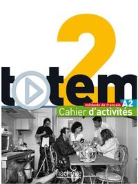Marine Antier et Corina Brillant - Totem 2 A2 - Cahier d'activités. 2 CD audio