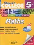 Philippe Rousseau - Maths 5e.