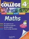 Philippe Rousseau - Maths 4e.
