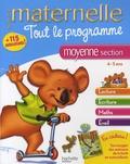 Guy Blandino - Tout le programme maternelle moyenne section - 4-5 ans.