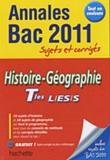 Catherine Guillerit et Faustine Rocha - Histoire-Géographie Tles L, ES, S.