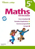 Pierre Curel et Josyane Curel - Maths 5e - Livre de soutien.