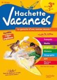 Brigitte Réauté et André Sarnette - Hachette vacances - De la 3e a la 2de (14-15 ans).