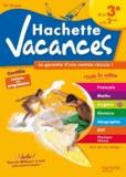 Brigitte Réauté et Annie Sussel - Hachette vacances - de la 3e à la 2de.