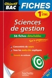 Sacha Tisserand - Fiches Sciences de gestion 1re STMG.