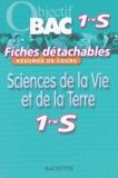 Hervé Desormes et Catherine Malsan - Sciences de la Vie et de la Terre - 1re S.
