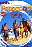 Pierre Curel et Josyane Curel - Passeport maths, physique de la 3e à la 2de.