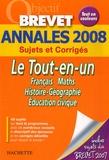 Brigitte Réauté et Michèle Laskar - Le Tout-en-un - Français, Maths, Histoire-Géographie, Education civique.