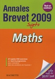 Philippe Rousseau - Maths Brevet - Sujets.