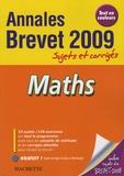Philippe Rousseau - Maths Brevet - Sujets et corrigés.