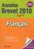 Brigitte Réauté et Michèle Laskar - Français brevet 1res L, ES,S.