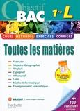 Sabine Bobée - Toutes les matières 1e L.