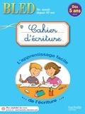 Hachette Education - Bled cahier d'écriture.