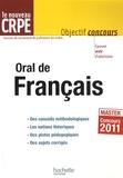 Véronique Bourhis - Oral de français CRPE 2011 - Epreuve orale d'admission.