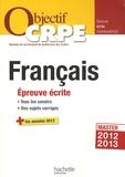 Véronique Bourhis et Laurence Allain Le Forestier - Français - Epreuve écrite d'admissibilité.