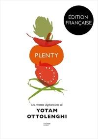 Yotam Ottolenghi - Plenty - 120 recettes végétariennes.