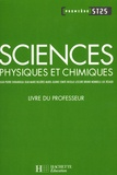 Jean-Pierre Durandeau et Jean-Marie Bélières - Sciences physiques et chimiques 1e ST2S - Livre du professeur.