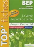 Christelle Frenette et Christelle Guinchard - La vente / Le point de vente BEP VAM.