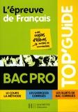 Jean-Claude Landat - L'épreuve de Français Bac Pro.