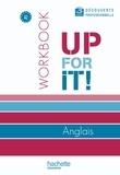 Brigitte Lallement - Anglais 3e découverte professionnelle Up for it ! - Workbook.