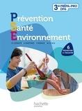 Annie Martinez et Martine Cerrato - Prévention Santé Environnement 3e découverte professionnelle.