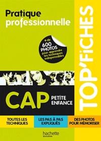 Martine Lovera et Carine Chiarazzo - Pratique professionnelle - CAP petite enfance.