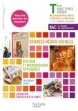 Bruno Arnoux - Ergonomie-soins, animation, éducation à la santé, sciences médico-sociales, biologie et microbiologie appliquées - Tle Bac Pro ASSP.
