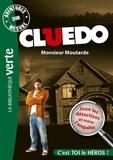Hasbro - Aventures sur Mesure Cluedo 01 - Monsieur Moutarde.