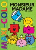 Roger Hargreaves - Maxi-Colo Monsieur Madame.