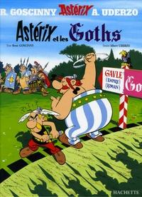 René Goscinny et Albert Uderzo - Astérix Tome 3 : Astérix et les Goths.