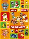 Hachette Jeunesse - Mon livre de coloriages Pat' patrouille.
