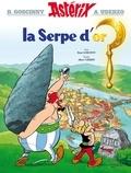 René Goscinny et Albert Uderzo - Astérix - La Serpe d'or - n°2.