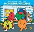 Roger Hargreaves - Bienvenue chez les monsieur madame - Coffret Monsieur en 4 volumes : M. Non ; M. Bagarreur ; M. Rigolo ; M. Chatouille.