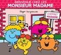 Roger Hargreaves - Bienvenue chez les Monsieur Madame - Coffret Madame 4 volumes : Mme Chipie ; Mme Bavarde ; Mme Coquette ; Mme Pourquoi.