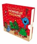 Roger Hargreaves - Vive Noël chez les Monsieur Madame - Coffret 3 volumes.