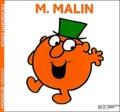 Roger Hargreaves - Monsieur Malin.