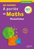 Janine Lucas et Jean-Claude Lucas - Le Nouvel A portée de maths CE2 - Photofiches. 1 Cédérom