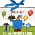 Roger Hargreaves - Monsieur Anniversaire - Surprise !.