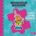 Roger Hargreaves - Mon joli livre puzzle Monsieur Madame.