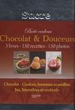 Aude de Galard et Leslie Gogois - Chocolat & Douceurs - Boîte à sucre 3 volumes.