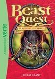 Adam Blade - Beast Quest - Le royaume de Kayonia Tome 36 : Le rat géant.